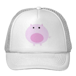 Cute Pig Trucker Hat