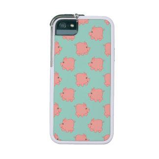 Cute Piggy iPhone 5/5S Cases