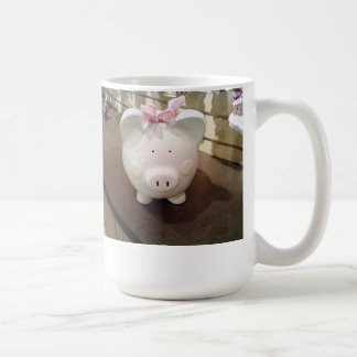 Cute Piggy Coffee Mug