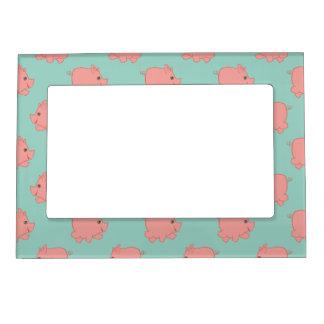 Cute Piggy Magnetic Frame