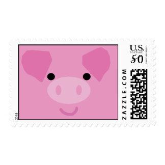 Cute Piggy Postage