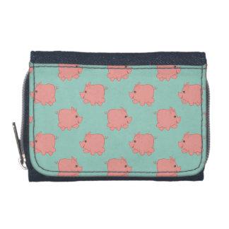Cute Piggy Wallet