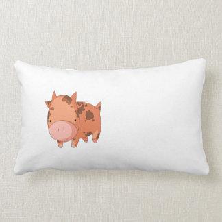 Cute pillow for kids - Meuh the cow