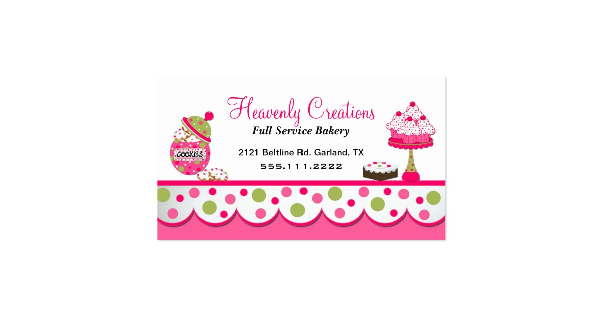 pink and green business card holders cases zazzle