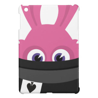 Cute pink bunny for Happy Easter Cover For The iPad Mini