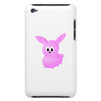 Cute Pink Bunny Rabbit. iPod Touch Case