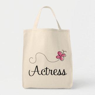 Cute Pink Butterfly Actress Bag