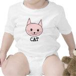 Cute Pink Cat Shirt