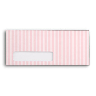 Cute Pink Cats, with Red Love Hearts. Envelopes