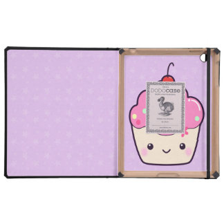 Cute Pink Cupcake Cases For iPad