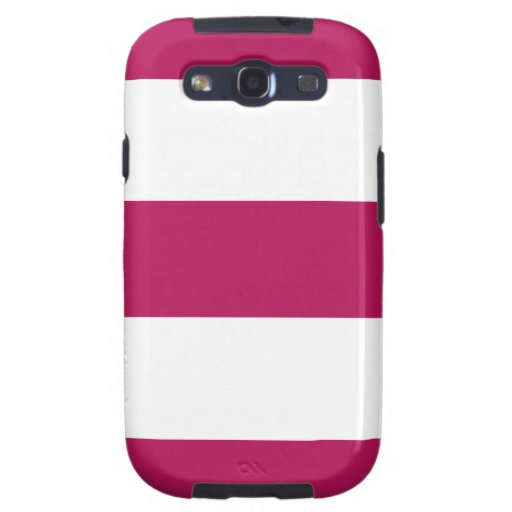 Cute Pink Designer Samsung Galaxy Case Womens Gift Galaxy S3 Covers