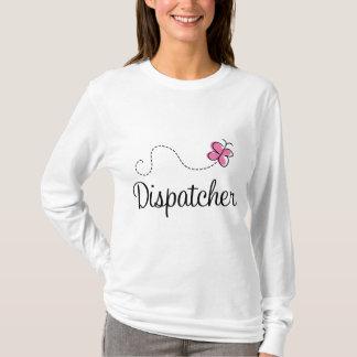 Cute Pink Dispatcher T-Shirt