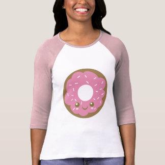 Cute Pink Donut Tshirts