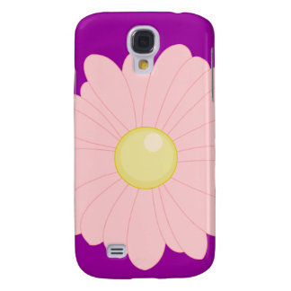 CUTE PINK Floral Flower Daisy Daisey 3gs Ca Galaxy S4 Cover
