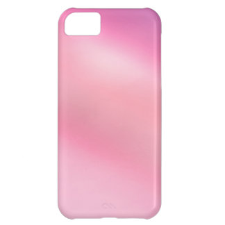 Cute Pink Girly Abstract Art Iphone 5C Case