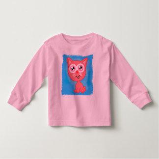 Cute Pink Kitty Shirt