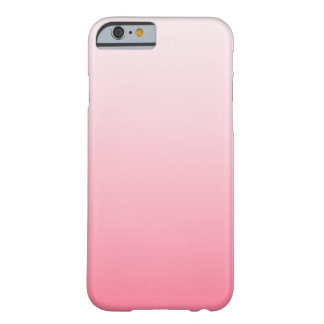 Cute Pink Ombre Girly iPhone 6 Case