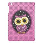 cute pink owl case for the iPad mini