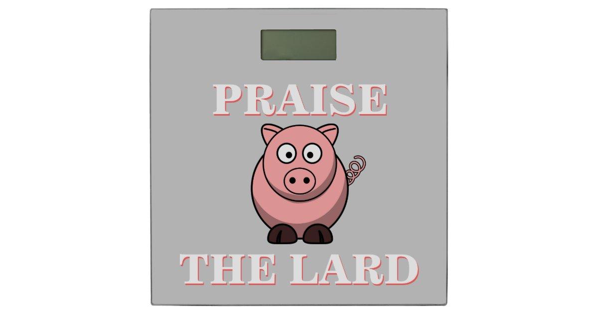 Cute Pink Pig Cartoon Funny for Bacon Lovers Bathroom ...