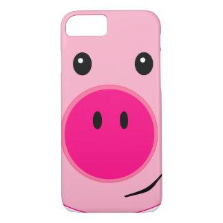 Cute Pink Pig iPhone 7 Case