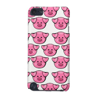 Cute Pink Pigs iPod Touch (5th Generation) Case