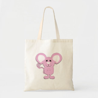 cute pink polka dot mousey mouse bags