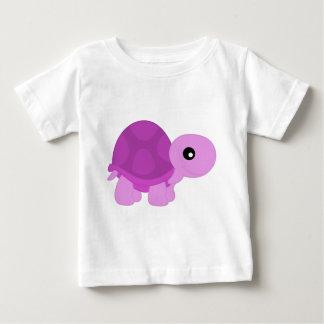 Cute Pink Tortoise Baby T-Shirt