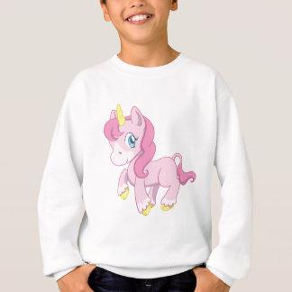 Cute Pink Unicorn Sweatshirt