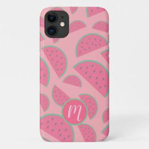 Watermelon Pattern iPhone 11 case