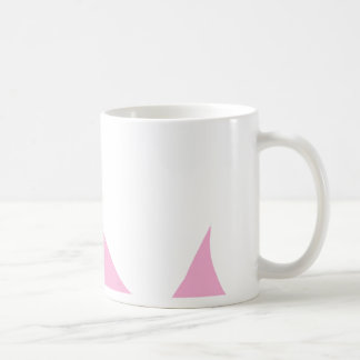 Cute Pink Whale Coffee Mug