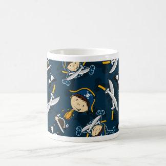 Cute Pirate Coffee Mug