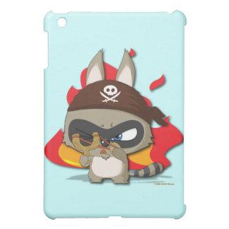 Cute Pirate Funny Cartoon Slingshot iPad Hard Case iPad Mini Cases