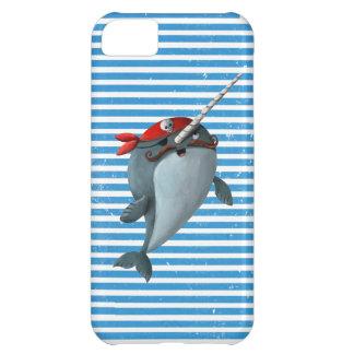 Cute Pirate Narwhal iPhone 5C Case