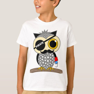 cute pirate owl T-Shirt