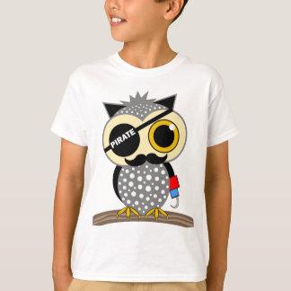 cute pirate owl T-Shirt