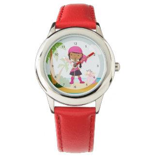 Cute Pirate Watch