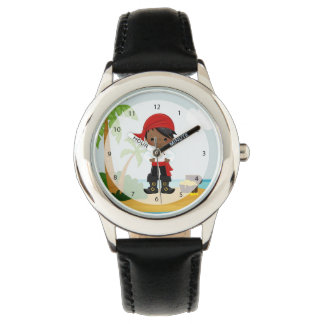 Cute Pirate Wristwatches