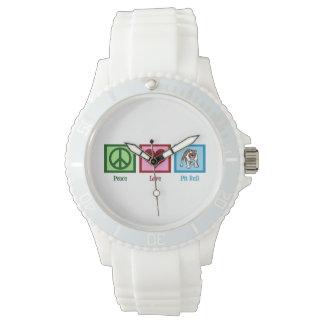 Cute Pit Bull Wrist Watch