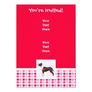 Cute Pitbull Card