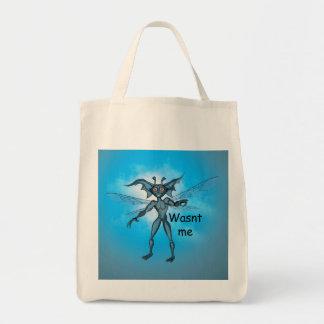 Cute pixie canvas bags