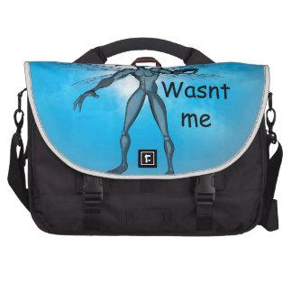 Cute pixie laptop bag