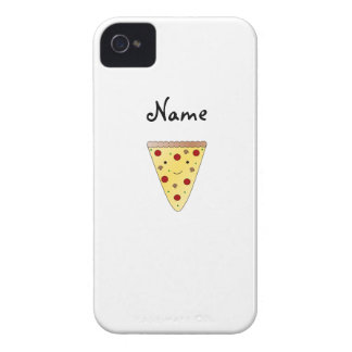 Cute pizza iPhone 4 cover
