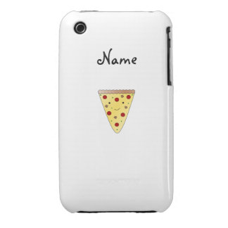 Cute pizza iPhone 3 cases