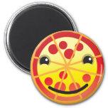 cute pizza pepperoni! fridge magnets