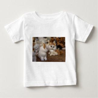 Cute Plushy Kittens Baby T-Shirt