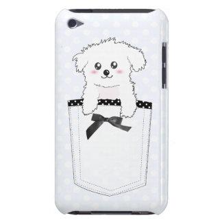 Cute Pocket Puppy Dog Case-Mate iPod Touch Case