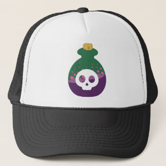 Cute Poison Bottle - Color Trucker Hat