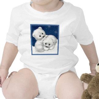 Cute Polar Bear Cubs Tees