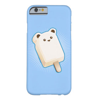 Cute Polar Bear Ice Cream Bar Barely There iPhone 6 Case