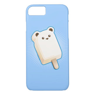Cute Polar Bear Ice Cream Bar iPhone 8/7 Case